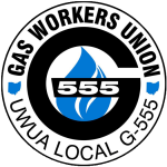 Gas Workers Union UWUA Local G-555